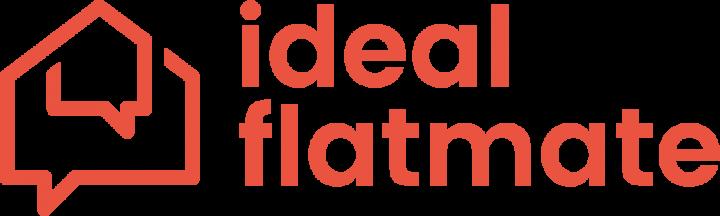 ideal flatmate logo